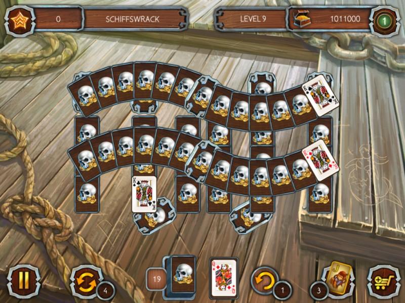 solitaire-piratenlegenden-3 - Screenshot No. 1