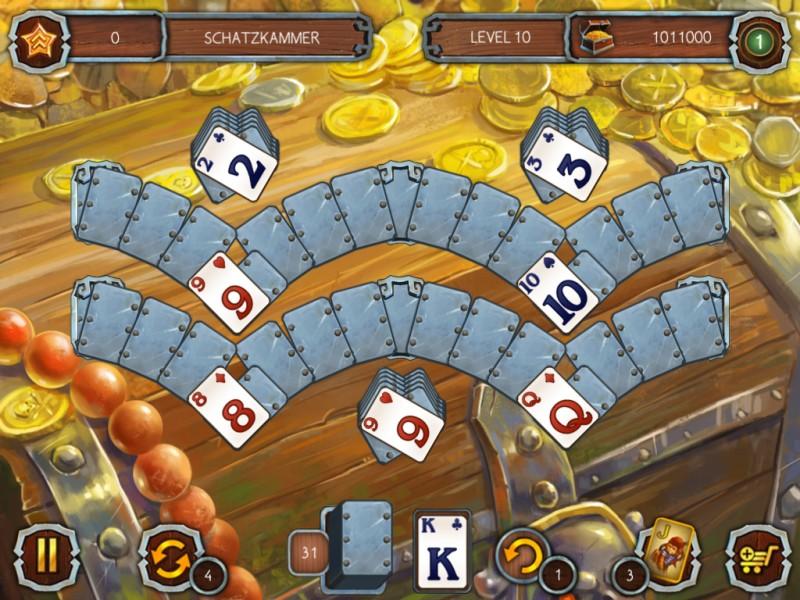 solitaire-piratenlegenden-3 - Screenshot No. 2