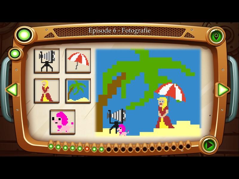 time-twins-mosaics - Screenshot No. 3