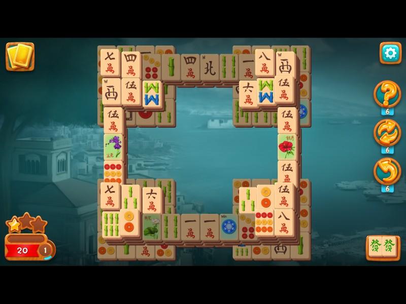 travel-riddles-mahjong - Screenshot No. 4