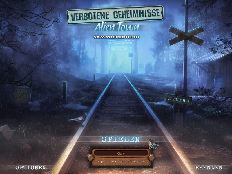 verbotene-geheimnisse-alien-town-sammleredition - Screenshot No. 1