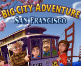 Verborgen-objecten-spel: Big City Adventure: San Francisco