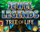 3-op-een-rij-spel: Jewel Legends - Tree of Life