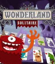 Nu het -spel Wonderland Solitaire (Wonderland Solitaire) gratis downloaden!