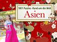 Lade dir 1001 Puzzles - Rund um die Welt: Asien kostenlos herunter!
