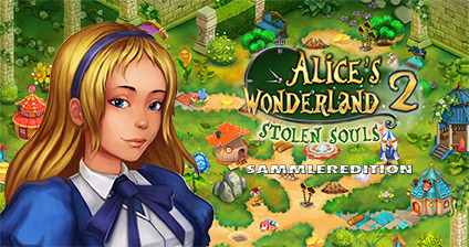 Alice's Wonderland 2: Stolen Souls Sammleredition
