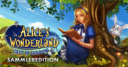 Alice's Wonderland: Cast in Shadow Sammleredition