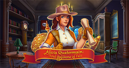 Alicia Quatermain: And the Stone of Fate