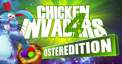 Chicken Invaders 4 - Osteredition