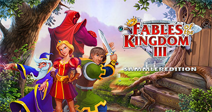 Fables of the Kingdom 3 Sammleredition
