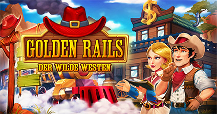 Golden Rails: Der Wilde Westen