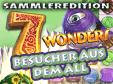 Jetzt das 3-Gewinnt-Spiel 7 Wonders 5: Besucher aus dem All Sammleredition kostenlos herunterladen und spielen