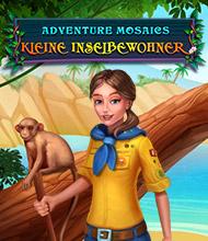 Logik-Spiel: Adventure Mosaics: Kleine Inselbewohner