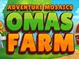Jetzt das Logik-Spiel Adventure Mosaics: Omas Farm kostenlos herunterladen und spielen
