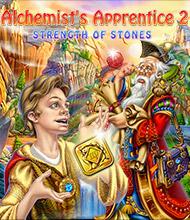3-Gewinnt-Spiel: Alchemist's Apprentice 2: Strength of Stones