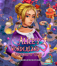Klick-Management-Spiel: Alice's Wonderland 3: Shackles of Time Sammleredition