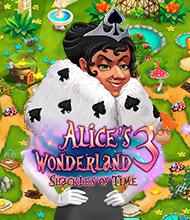 Klick-Management-Spiel: Alice's Wonderland 3: Shackles of Time