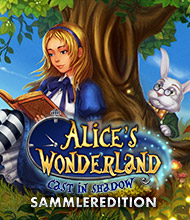 Klick-Management-Spiel: Alice's Wonderland: Cast in Shadow Sammleredition