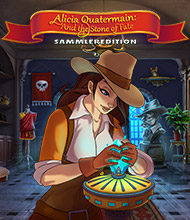Klick-Management-Spiel: Alicia Quatermain: And the Stone of Fate Sammleredition