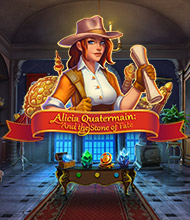 Klick-Management-Spiel: Alicia Quatermain: And the Stone of Fate