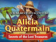 Lade dir Alicia Quatermain: Secrets of the Lost Treasures Sammleredition kostenlos herunter!