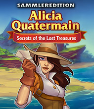 Klick-Management-Spiel: Alicia Quatermain: Secrets of the Lost Treasures Sammleredition