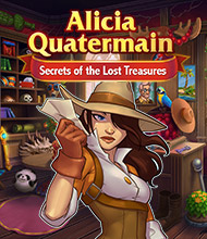 Klick-Management-Spiel: Alicia Quatermain: Secrets of the Lost Treasures