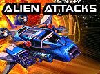 Action-Spiel: Alien Attacks