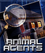 Wimmelbild-Spiel: Animal Agents