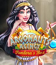 Klick-Management-Spiel: Argonauts Agency: Pandora's Box