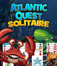 Solitaire-Spiel: Atlantic Quest Solitaire