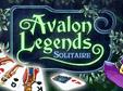Solitaire-Spiel: Avalon Legends SolitaireAvalon Legends Solitaire