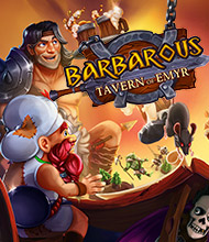 Klick-Management-Spiel: Barbarous: Tavern of Emyr