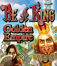 Klick-Management-Spiel: Be a King: Golden Empire