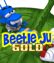 Action-Spiel: Beetle Ju Gold