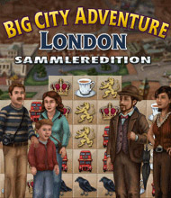 Wimmelbild-Spiel: Big City Adventure: London Sammleredition