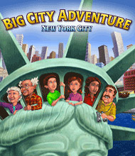 Wimmelbild-Spiel: Big City Adventure: New York City