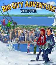 Wimmelbild-Spiel: Big City Adventure: Vancouver
