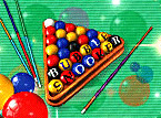 Action-Spiel: Bubble Snooker