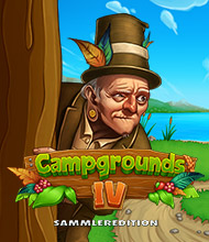 Klick-Management-Spiel: Campgrounds 4 Sammleredition