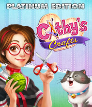 Klick-Management-Spiel: Cathy's Crafts Platinum Edition