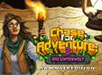 Jetzt das Klick-Management-Spiel Chase for Adventure 3: Die Unterwelt Sammleredition kostenlos herunterladen und spielen!