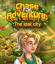 Klick-Management-Spiel: Chase for Adventure: Die verlorene Stadt