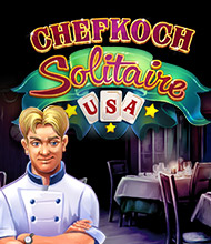 Solitaire-Spiel: Chefkoch Solitaire: USA