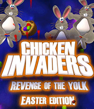 Action-Spiel: Chicken Invaders 3 - Osteredition