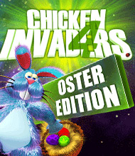 Action-Spiel: Chicken Invaders 4 - Osteredition