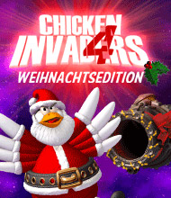 Action-Spiel: Chicken Invaders 4 - Weihnachtsedition