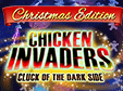 Lade dir Chicken Invaders 5: Cluck of the Dark Side Christmas Edition kostenlos herunter!