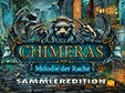 hidden-object-Spiel: Chimeras: Melodie der Rache Sammleredition