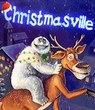 Wimmelbild-Spiel: Christmasville